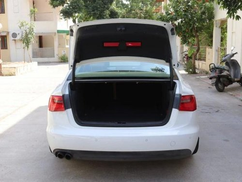 Used 2013 Audi A6 AT for sale in Ahmedabad