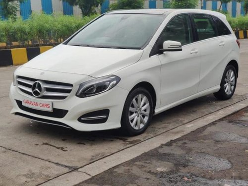 Used Mercedes Benz B Class 2016 AT for sale in Mumbai