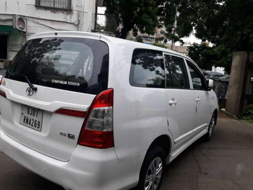 Used Toyota Innova 2016 MT for sale in Ahmedabad