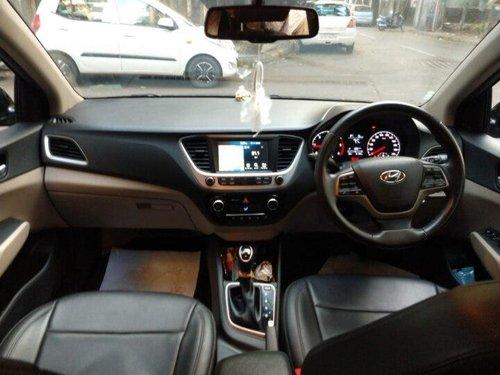 Hyundai Verna CRDi 1.6 AT SX Plus 2018 AT in Mumbai