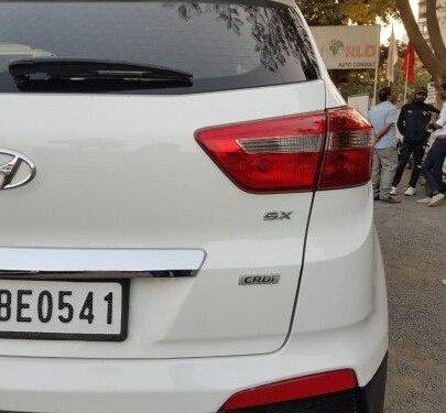 Used Hyundai Creta 1.6 CRDi SX Option 2015 MT in Ahmedabad