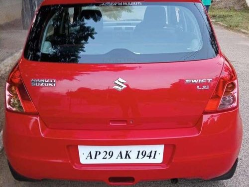 Used Maruti Suzuki Swift LXI 2009 MT in Hyderabad