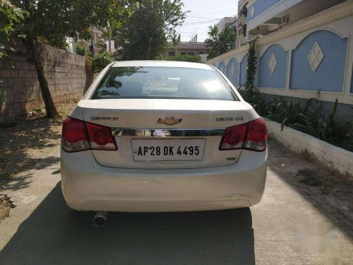 Used 2012 Chevrolet Cruze MT for sale in Hyderabad