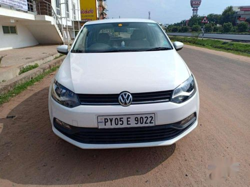 Used Volkswagen Polo 2018 MT for sale in Pondicherry