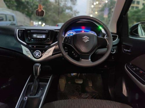 Used Maruti Suzuki Baleno Zeta Automatic 2018 AT in Mumbai