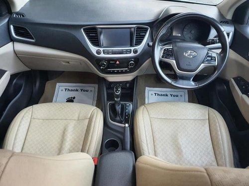 Used 2017 Hyundai Verna AT for sale in Pune