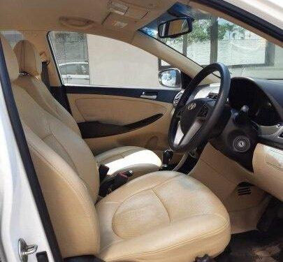Used Hyundai Verna 2016 MT for sale in Ahmedabad