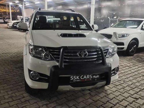Used Toyota Fortuner 2015 AT for sale in Lucknow