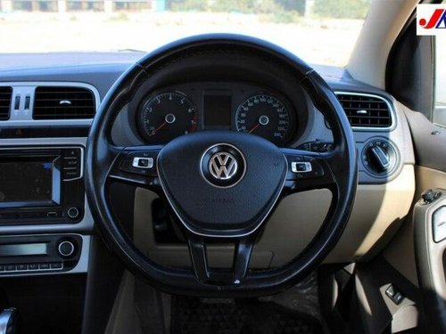 Used 2018 Volkswagen Vento AT for sale in Ahmedabad