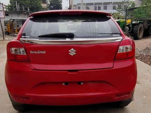 Used Maruti Suzuki Baleno 2018 MT for sale in Karimnagar