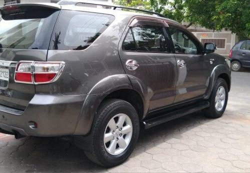 Used 2010 Toyota Fortuner 3.0 Diesel MT for sale in Coimbatore