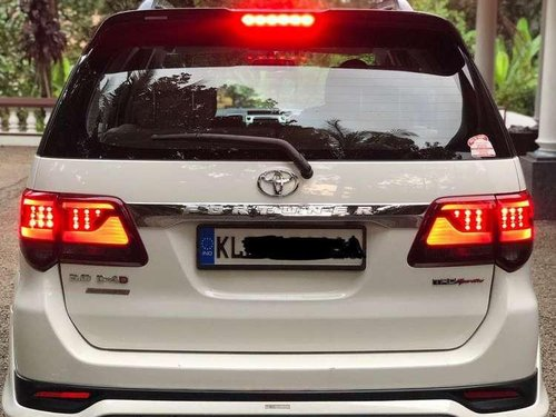 Used Toyota Fortuner 2014 AT for sale in Kottayam
