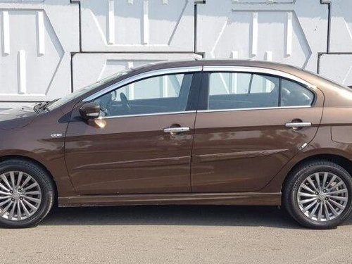 2017 Maruti Suzuki Ciaz Alpha MT for sale in Mumbai