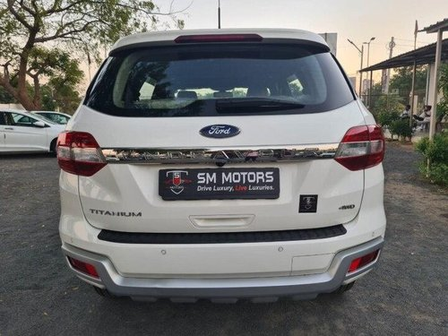 Used Ford Endeavour 2016 AT for sale in Ahmedabad
