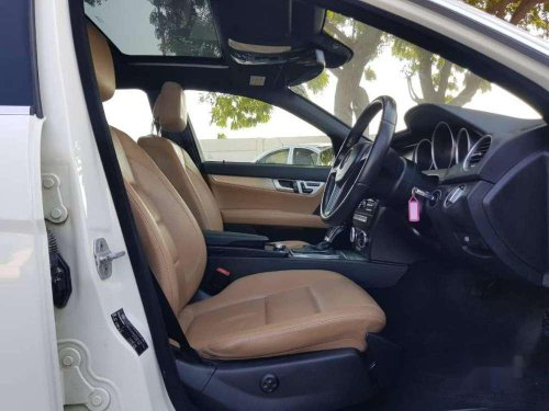 Used Mercedes-Benz C-Class 2013 AT for sale in Ahmedabad