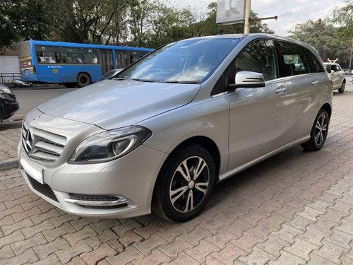 Mercedes-Benz B-Class B180 2015 AT for sale in Pune