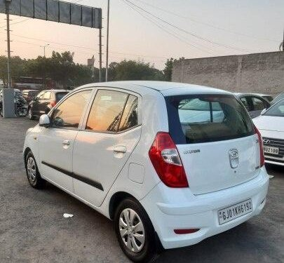Used 2010 Hyundai i10 MT for sale in Ahmedabad
