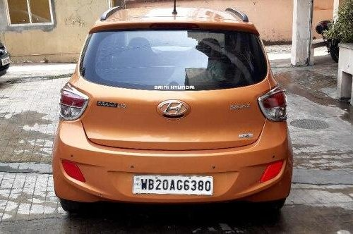 Hyundai Grand i10 Sportz 2016 MT for sale in Kolkata