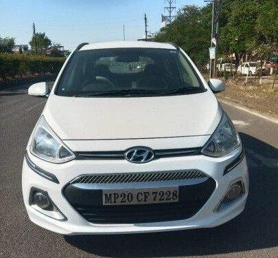 Hyundai Grand i10 CRDi Sportz 2016 MT for sale in Bhopal