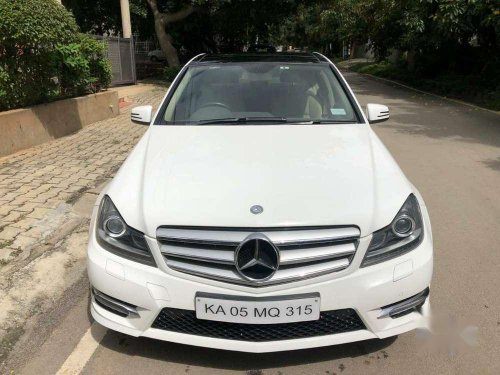 Used Mercedes-Benz C-Class 2014 AT for sale in Nagar