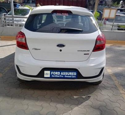 Used Ford Figo 2019 MT for sale in Rudrapur