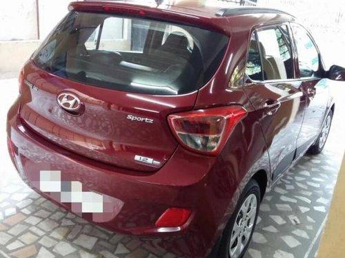 Hyundai Grand i10 1.2 Kappa Sportz 2016 MT in Kolkata