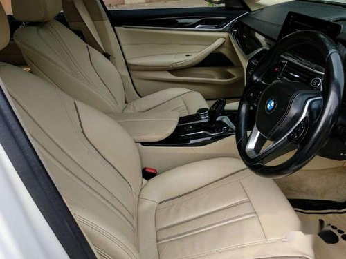 BMW 5 Series 520d Luxury Line, 2017 AT for sale in Lucknow