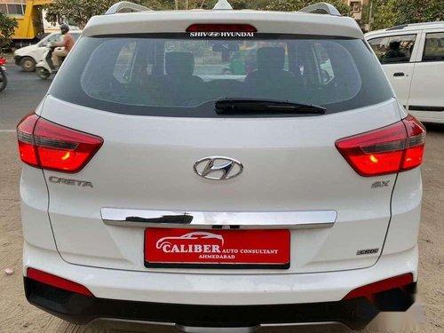 Hyundai Creta 1.6 CRDi SX Option 2017 MT in Ahmedabad