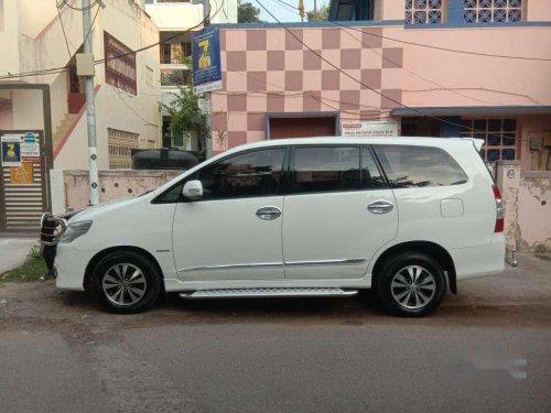 Toyota Innova 2.5 ZX BS III 7 STR, 2015 MT for sale in Chennai