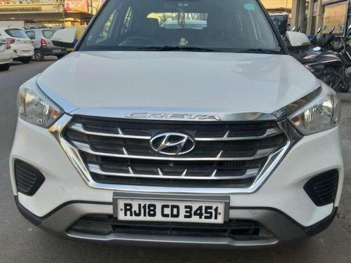 Used Hyundai Creta 1.4 S, 2018 MT for sale in Jaipur