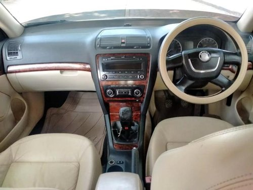 Used Skoda Laura Ambiente 2012 MT for sale in Indore