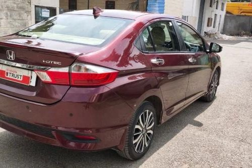 Used Honda City 2018 MT for sale in Bangalore