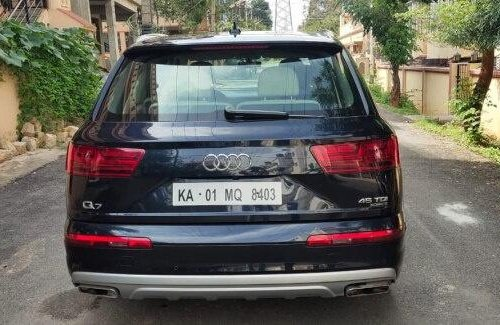 Used 2017 Audi Q7 AT for sale in Bangalore