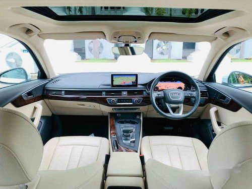 Used Audi A4 2017 AT for sale in Udupi