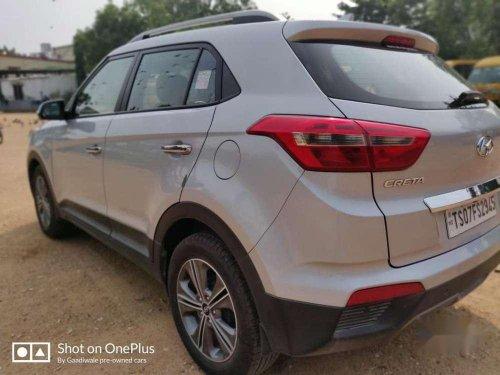 Hyundai Creta 1.6 SX , 2017, AT for sale in Hyderabad
