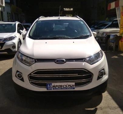 Used Ford EcoSport 2015 MT for sale in Indore