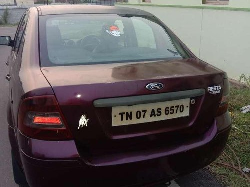 Used Ford Fiesta EXi 1.4, 2007 MT for sale in Pollachi