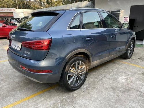 Used Audi Q3 2018 AT for sale in Pune