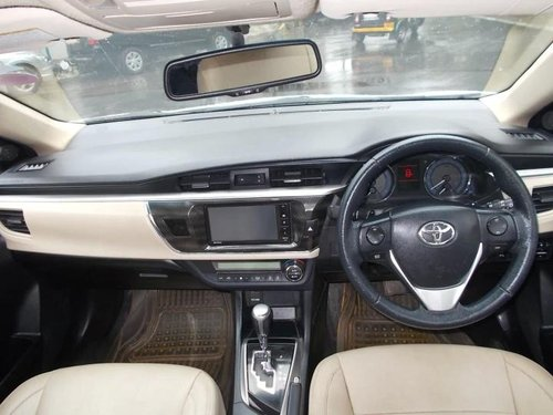 Used 2015 Toyota Corolla Altis G AT for sale in Mumbai -1