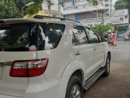 Used Toyota Fortuner 2011 MT for sale in Tiruchirappalli