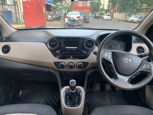 Hyundai Grand i10 Sportz 2016 MT for sale in Mumbai