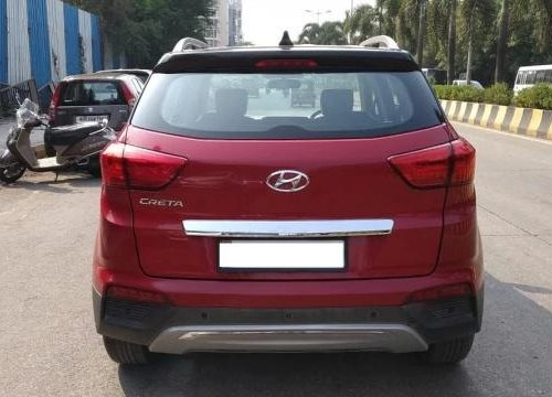 Hyundai Creta 2018 AT for sale in Mumbai