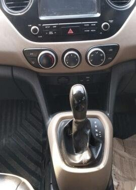 Used 2017 Hyundai Grand i10 AT for sale in Mumbai
