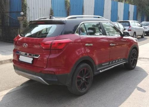 Hyundai Creta 2018 AT for sale in Mumbai-6