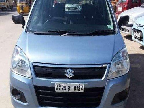 Used Maruti Suzuki Wagon R LXI, 2013, MT in Hyderabad