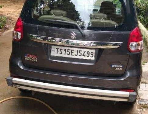 Used Maruti Suzuki Ertiga ZDI 2016 MT in Hyderabad