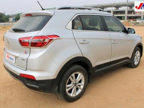 Hyundai Creta 1.6 CRDi SX 2016 MT for sale in Ahmedabad