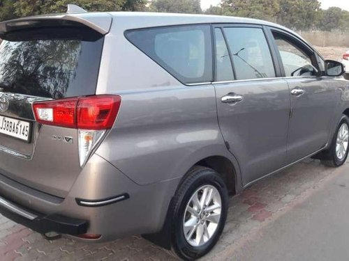 Used Toyota Innova Crysta 2018 MT for sale in Ahmedabad
