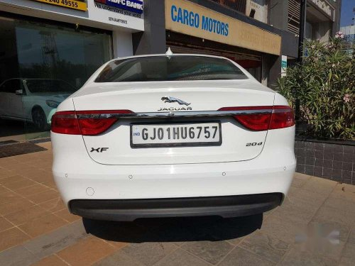 Used 2017 Jaguar XF AT for sale in Ahmedabad