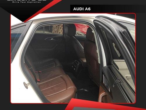 Used 2012 Audi A6 AT for sale in Pondicherry
